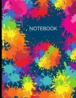 Notebook: Unruled/Unlined/Plain Notebook - Large (8.5 x 11 inches) 110 Pages Cover Image