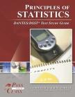 Principles of Statistics DANTES/DSST Test Study Guide Cover Image