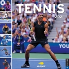 Tennis 2021 Wall Calendar: The Official U.S. Open Calendar Cover Image