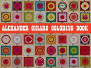 Alexander Girard Coloring Book Cover Image