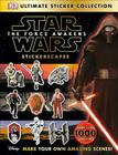 Ultimate Sticker Collection: Star Wars: The Force Awakens Stickerscapes: Make Your Own Amazing Scenes! (Ultimate Sticker Collections) Cover Image