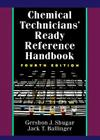 Chemical Technicians' Ready Reference Handbook Cover Image