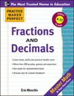 Fractions, Decimals, and Percents (Practice Makes Perfect (McGraw-Hill)) Cover Image
