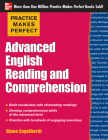 Practice Makes Perfect Advanced English Reading and Comprehension Cover Image