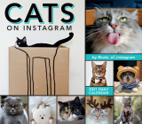2021 Cats on Instagram Boxed Daily Calendar Cover Image