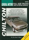 General Motors Full-Size Trucks Repair Manual Cover Image