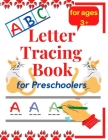 Letter tracing book for preschoolers: Alphabet writing Practice, animals alphabet, coloring section, for kids ages 3 and plus, size (8.5 * 11). Cover Image
