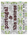 Portugal & The Azores: A Traveler's Coloring Book Cover Image