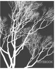 notebook: Tree notebook/ Tree cover / Dot Grid / Size 8x10 inch / 120 pages / Soft Cover / Matte Cover Image