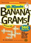 10-Minute Bananagrams!: An Official Book Cover Image
