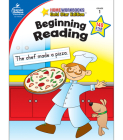 Beginning Reading, Grade 1: Gold Star Edition (Home Workbooks: Gold Star Edition) Cover Image