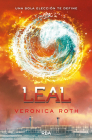 Leal Divergent Trilogy Allegiant Cover Image