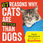 67 Reasons Why Cats Are Better Than Dogs Cover Image