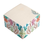 Art of Nature: Under the Sea Memo Cube: (Cute Stationery Gift, Memo Cube) Cover Image