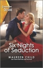 Six Nights of Seduction: A Sexy Workplace Romance Cover Image