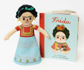 Frida Kahlo Doll and Book Set: For the Littlest Dreamers (Little People, BIG DREAMS #45) Cover Image