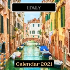 Italy Calendar 2021 Cover Image