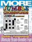 More Jumble® Crosswords (Jumbles®) Cover Image