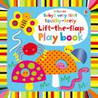 Baby's Very First Touchy-Feely Lift the Flap Playbook Cover Image