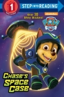 Chase's Space Case (Paw Patrol) (Step into Reading) Cover Image