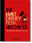 The Walt Disney Film Archives. the Animated Movies 1921-1968. 40th Anniversary Edition Cover Image
