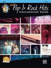 Easy Pop & Rock Hits Instrumental Solos for Strings: Violin, Book & CD (Easy Instrumental Solos) Cover Image