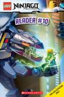 The Titanium Ninja (LEGO Ninjago: Reader) Cover Image