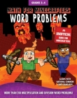 Math for Minecrafters Word Problems: Grades 3-4 Cover Image