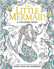 The Little Mermaid: A Coloring Book Cover Image