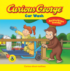 Curious George Car Wash (CGTV 8x8) Cover Image