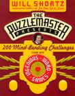 The Puzzlemaster Presents: 200 Mind-Bending Challenges Cover Image
