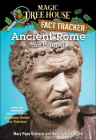 Ancient Rome and Pompeii (Magic Tree House Fact Tracker #14) Cover Image