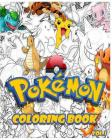 Pokemon Coloring Books: Coloring Book Vol.1: Stress Relieving Coloring Book Cover Image