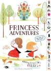 Princess Adventures: This Way or That Way? (tabbed find your way picture book) Cover Image