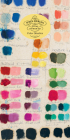 John Derian Paper Goods: Color Studies 80-Page Notepad Cover Image
