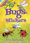 Bugs Stickers (Dover Little Activity Books) Cover Image
