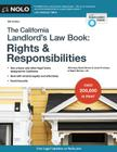 California Landlord's Law Book, The: Rights & Responsibilities: Rights & Responsibilities Cover Image