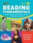 Reading Fundamentals: Grade 6: Nonfiction Activities to Build Reading Comprehension Skills (Flash Kids Fundamentals) Cover Image