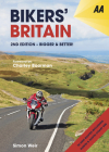 Bikers' Britain 2nd Edition: 2nd edition – Bigger & Better! Cover Image