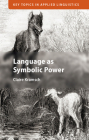 Language as Symbolic Power Cover Image