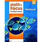 Math in Focus: Singapore Math: Student Workbook, Book a Grade 1 Cover Image