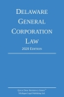 Delaware General Corporation Law; 2020 Edition Cover Image