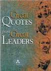 Great Quotes from Great Leaders Cover Image