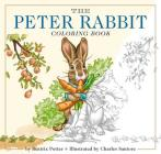 The Peter Rabbit Coloring Book: The Classic Edition Coloring Book Cover Image