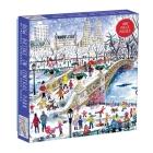 Michael Storrings Bow Bridge in Central Park 500pc Puzzle Cover Image