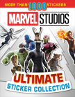 Ultimate Sticker Collection: Marvel Studios: With more than 1000 stickers Cover Image
