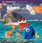 Finding Dory (Read-Along Storybook and CD) Cover Image