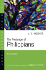 The Message of Philippians (Bible Speaks Today) Cover Image