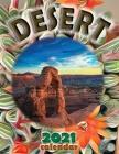 Desert 2021 Calendar Cover Image