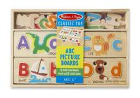 ABC Picture Boards Cover Image